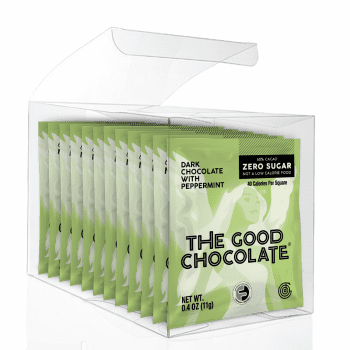 Mint Chocolate 12 Square Gift Pack