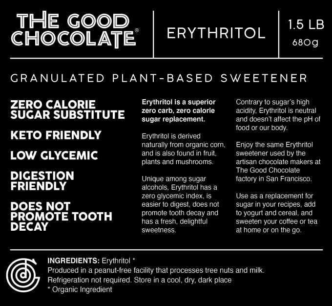 The Good Chocolate Nutrition Benefits