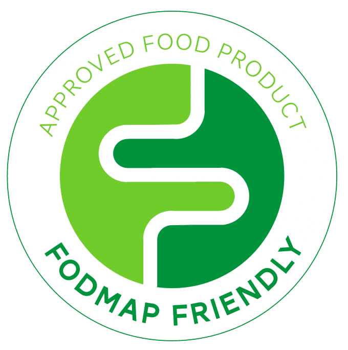 FODMAP Friendly Certification for The Good Chocolate